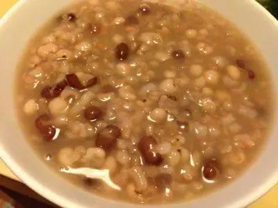 瓜蒌薏米粥