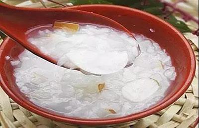 百合大米粥
