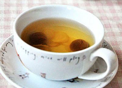桂圆西洋参茶