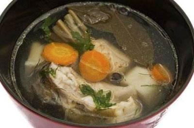 三叶三果汤