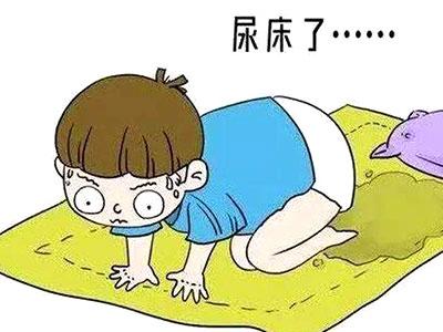 宝贝,父母厌倦了尿床。中医会教你做什么。